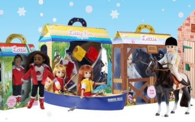 HOLIDAY GIFT GUIDE GIVEAWAY - Lottie Dolls