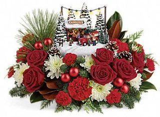Teleflora LoveOutLoud $75 Gift Certificate Holiday Giveaway! Ends 12/15