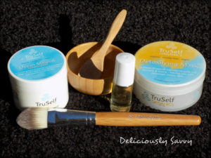HOLIDAY GIFT GUIDE GIVEAWAY - TruSelf Organics Clean and Natural Skincare