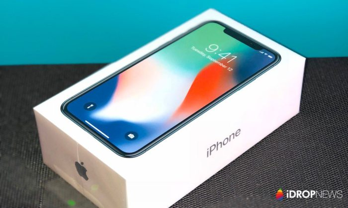 iDrop News iPhone X Giveaway