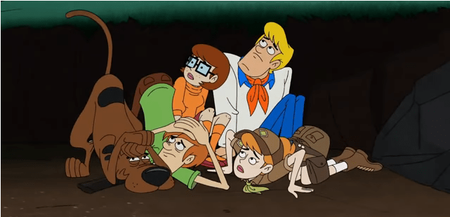 Be Cool, Scooby-Doo! Season 1 Part 2 DVD Norse Case Scenario / Viking Ghosts