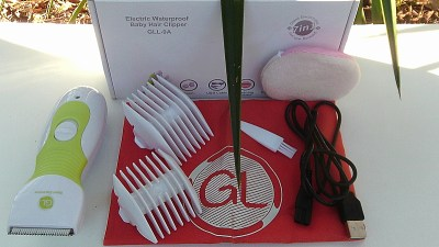 Hair Care: Get Professional Haircuts for Children and Babies at Home With Gland Hair Clippers