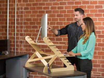 Readydesk Adjustable Standing Desk Giveaway
