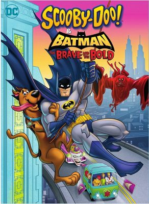Scooby-Doo! & Batman The Brave and the Bold DVD