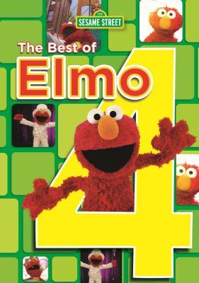 Best of Elmo 4 DVD