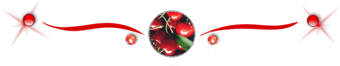 Cherry Transparent Divider