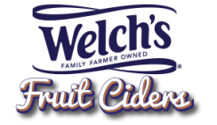 Welch's Fruit Ciders Logo