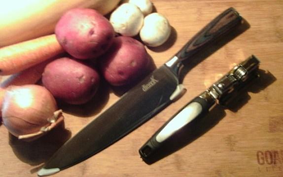 dinnoK Knife