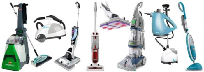 Are You Under-utilizing your Steam Cleaner? Check Out These 5 Ways to Use It!