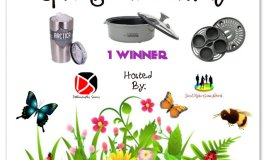 Kitchen Essentials Spring Giveaway Ends 4/01