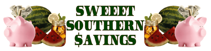 Sweet Southern Savings