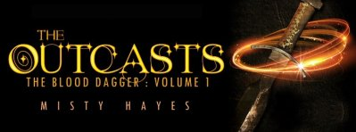 5 STAR Teen Fantasy Read - The Outcasts: The Blood Dagger: Volume 1