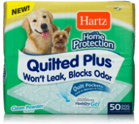 Home Protection™ Quilted Plus™ Dog Pads