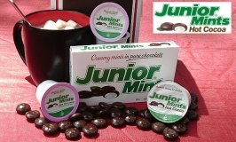 Junior Mints Mint Hot Cocoa: Smooth Peppermint & Indulgent Dark Chocolate