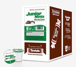 Junior Mints Mint Hot Cocoa 40 CT Box