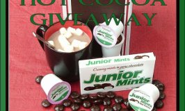 Junior Mints Mint Hot Cocoa Giveaway Ends 4/30