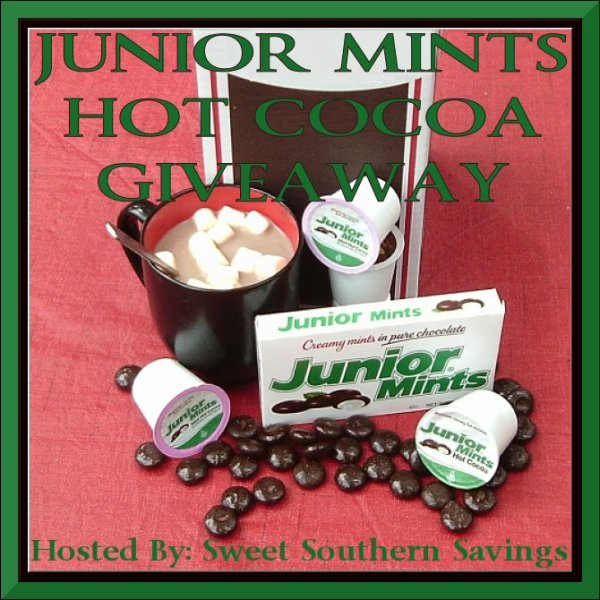 Junior Mints Mint Hot Cocoa Giveaway