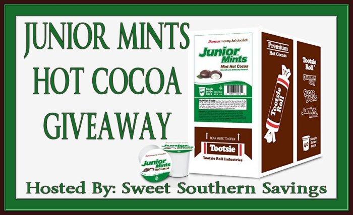 Junior Mints Mint Hot Cocoa Giveaway