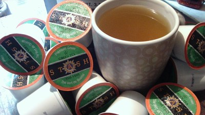 Stash Premium Green - Green Tea Benefits With Single Serve Convenience
