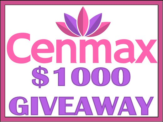 $1000 Cenmax Shared Hosting Giveaway ~50 Winners • Ends 8/18~