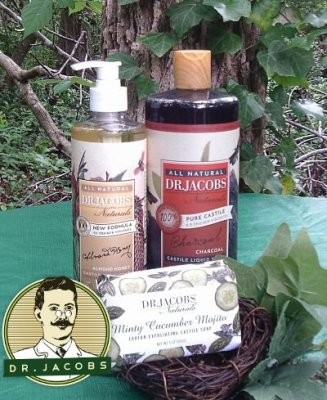Dr Jacobs Naturals Castile Soap Products Are FREE from Nasties