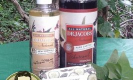 Dr Jacobs Naturals Castile Soap Products Are FREE from Nasties!