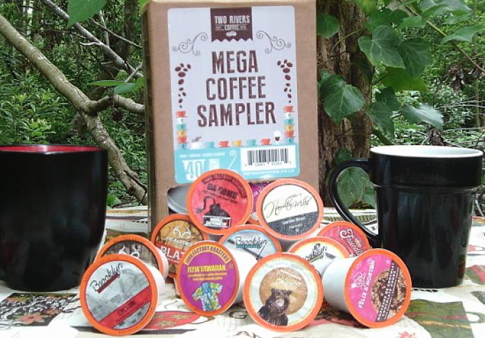 Mega Coffee Sampler