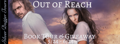 Out of Reach Book Tour & Jaguar Sculpture Giveaway 5/24 - 6/24