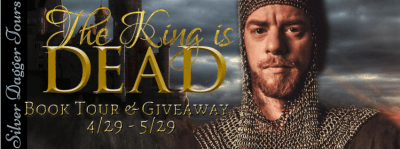 The King Is Dead Book Tour & $5 Amazon Giveaway 4/29 to 5/29