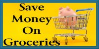 ? Regardless of whether you're feeding just yourself or a whole family, you can use these #tips and tricks to #save #money on #groceries!