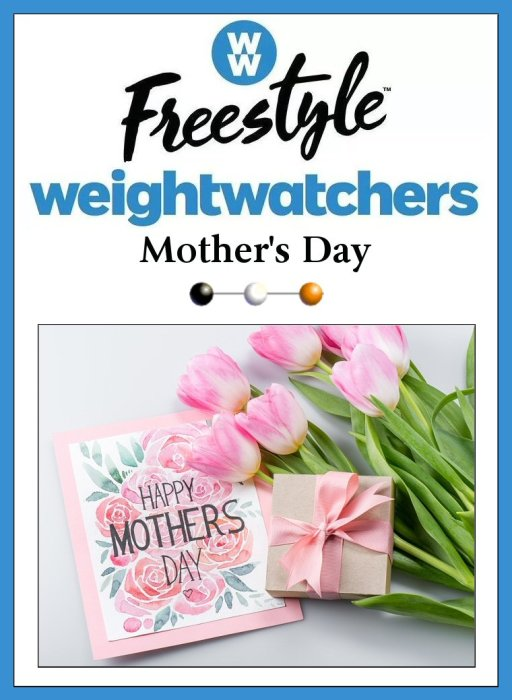 WW Tall 15 Weight Watcher's FreeStyle Weight Loss Journey Mother's Day
