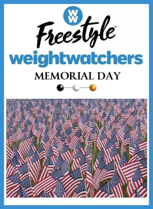 WW Tall 17 Weight Watcher's FreeStyle Weight Loss Journey MEMORIAL DAY