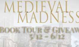 Medieval Madness Book Tour & $5 Amazon Giveaway 5/12 – 6/12