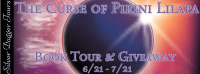 $10 Amazon Giveaway & Curse of the Pirini Lilapa Book Tour