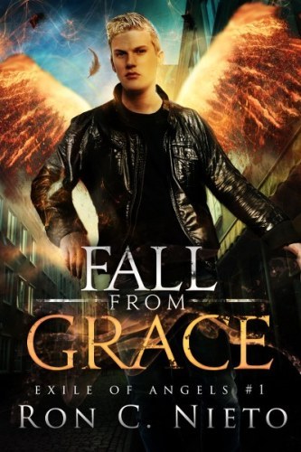 $20 Amazon Giveaway & Exile of Angels Book Tour - Fall From Grace