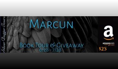 $25 Amazon Giveaway & Marcun Book Tour