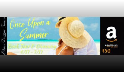 $50 amazon giveaway and once upon a summer book tour