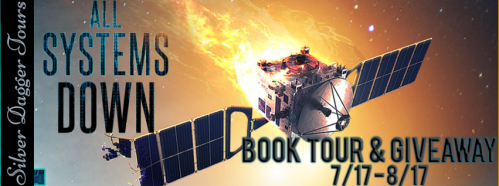 $25 Amazon Gift Card Giveaway & All Systems Down Book Tour Ends 8/17