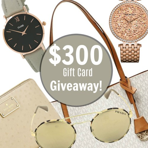Need a Gift In a Hurry? My Gift Stop Is One Stop Shopping For Busy Shoppers! + $300 Giveaway Ends 8/31 #mygiftstop #watches #michaelkors #cluse #prada #katespade #carvelleny #giveaway