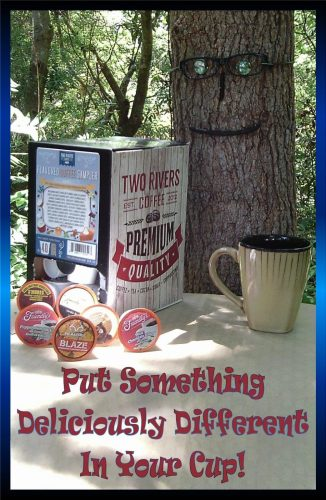 Put Something Deliciously Different In Your Cup With a Two Rivers Flavored Coffee Sampler Box