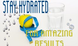 Learn The Importance of Hydration When Dieting in This Weeks Weight Watcher's FreeStyle Weight Loss Journey Post - Stay Hydrated For Amazing Results