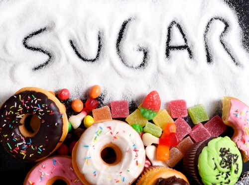 Are you a sugar addict? Learn how to break the cycle and overcome your sugar cravings in this Weight Watcher's Freestyle post. - Sugar and Sugary Foods