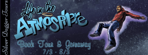 $10 Amazon Gift Card Giveaway & Life in the Atmosphere Book Tour ends 8/3