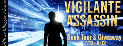$25 Amazon Gift Card Giveaway & Vigilante Assassin Book Tour ends 8/12
