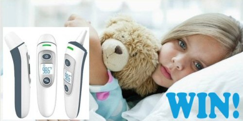 Take Their Temperature The Easy Way Giveaway Ends 8/31