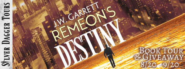 Sweet Southern Savings is hosting today's blog tour stop for J.W. Garrett's Remeon's Destiny Book Tour. Stop by for more about this book, the author, and a tour-wide giveaway! #Win #Winit #Winning #Sweeps #Sweepstake #Sweepstakes #Contest #ContestAlert #Competition #Giveaway #GiveawayAlert #Prize #Amazon #BookTour #Book #Read
