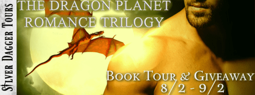 Dragon Planet Romance Trilogy Book Tour $15 Amazon Gift Card Giveaway Ends 9/2
