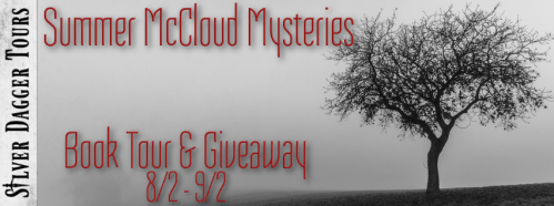 Summer McCloud Series Book Tour $20 Amazon Gift Card Giveaway Ends 9/2
