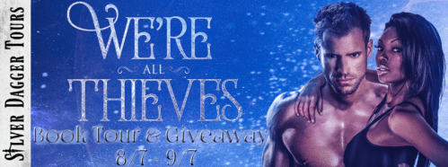 We're All Thieves Book Tour $10 Amazon Gift Card Giveaway Ends 9/7
