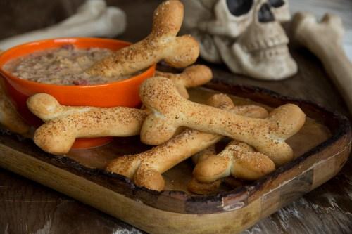 Bone Chillin Breadsticks